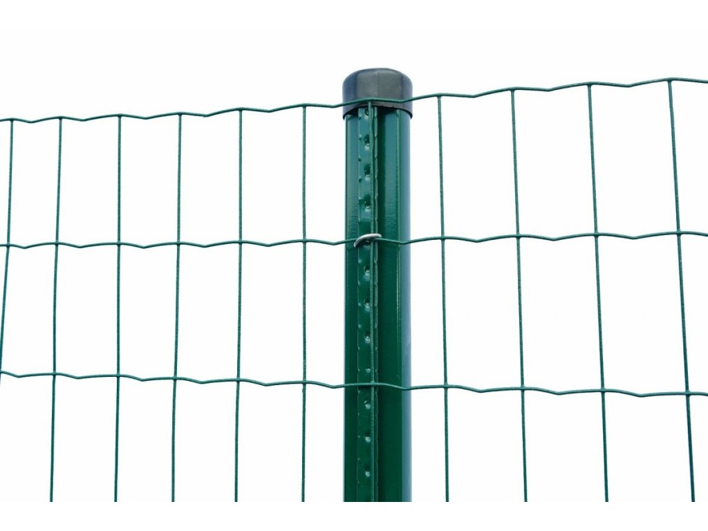 ZVÁRANÉ PLETIVO PLASTIROL - ZELENÉ, 0.60 x 15 m / 101.6 x 50.8 / 2.1 mm - Zrušeny produkt