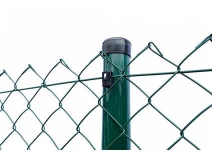 PLETIVO KLASIK PVC - ZELENÉ, 1.6 x 15 m / 50 x 50 / 2.5 mm