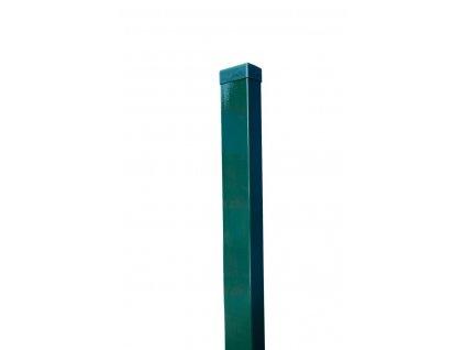STĹPIK - ZELENÝ, 2500 / 40 x 60 mm