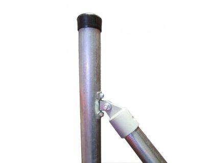 OKRÚHLA VZPERA POZINKOVANÁ, 2500 / 38 mm