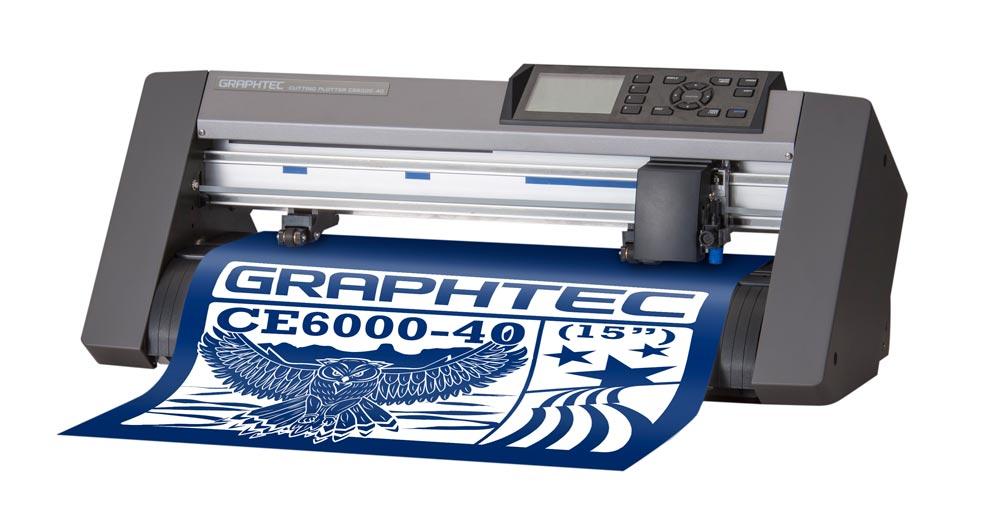 Řezací plotr - Graphtec CE6000-40
