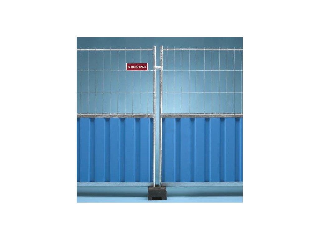 MOBILNÉ OPLOTENIE TEMPOFOR® - TYP B3, 2.16 x 2.072 m