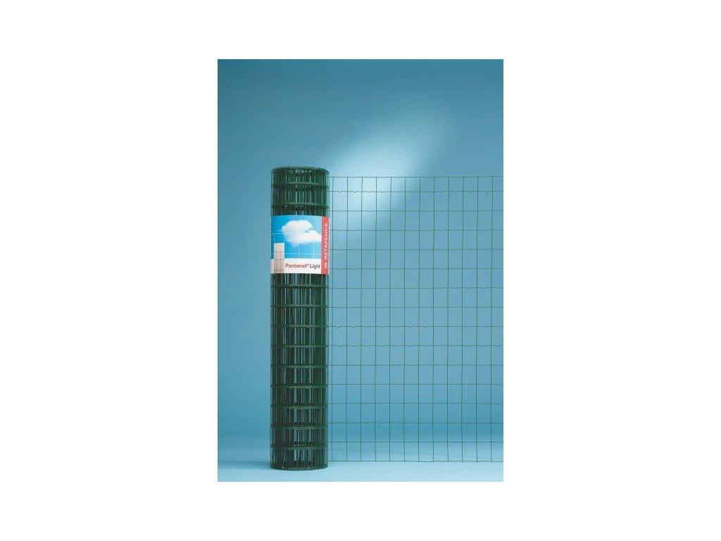 ZVÁRANÉ PLETIVO PANTANET® LIGHT - ZELENÉ, 0.8 x 25 m / 100 x 75 / 2.1 mm