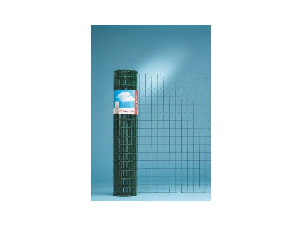 ZVÁRANÉ PLETIVO PANTANET® LIGHT - ZELENÉ, 1.5 x 25 m / 100 x 75 / 2.1 mm