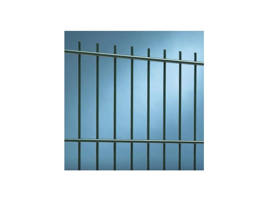 PANEL NYLOFOR® 2D - ZELENÝ, 630 x 2500 / 200 x 50 / 5.0 mm