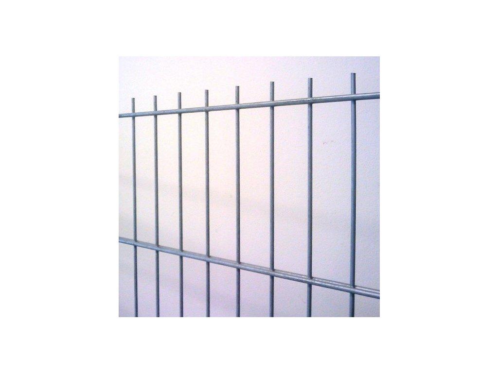 PANEL NYLOFOR® 2D SUPER - POZINKOVANÝ, 1230 x 2500 / 100 x 50 / 6.0 mm