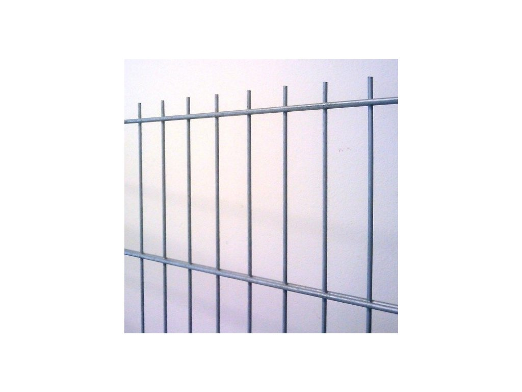 PANEL NYLOFOR® 2D SUPER - POZINKOVANÝ, 2230 x 2500 / 200 x 50 / 6.0 mm