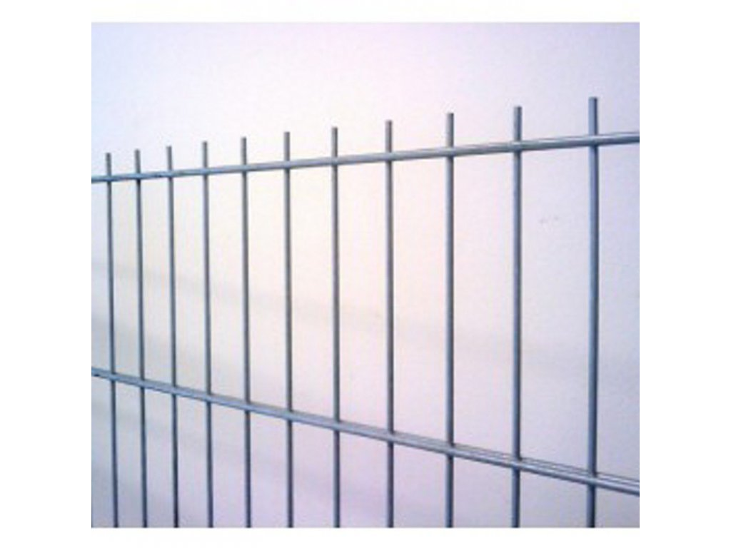 PANEL NYLOFOR® 2D - POZINKOVANÝ, 1630 x 2500 / 200 x 50 / 5.0 mm