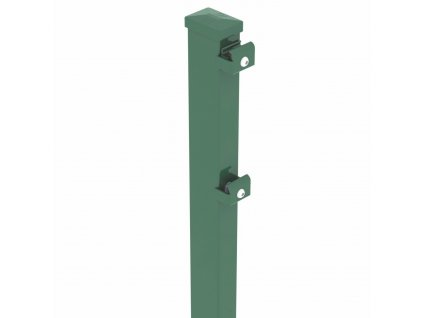 STĹPIK - ZACHYTÁVAČ LÔPT BEKASPORT PRE PANELY 3D / F / 2D - ZELENÝ, 3200 / 80 x 60 / 2.5 mm