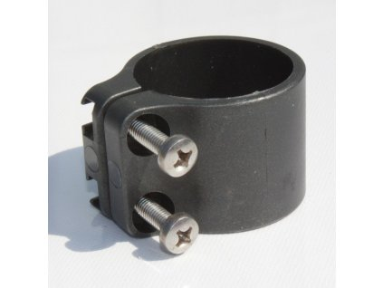 OBJÍMKA NA STĹPIK BEKACLIP® 48 mm - ANTRACITOVÁ (6 ks / bal.)
