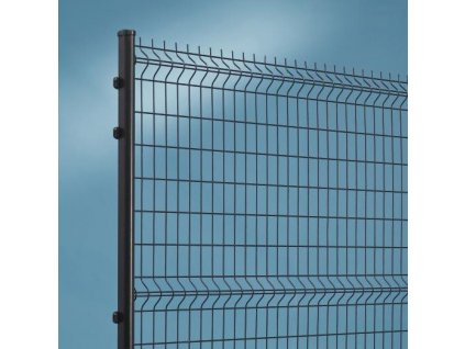 PANEL BEKAFOR® CLASSIC - ANTRACITOVÝ, 1730 x 2000 / 100 x 50 / 4.5 mm