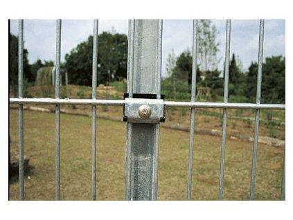 PANEL NYLOFOR® 2D SUPER 3 - M - ANTRACITOVÝ, 2430 x 3000 / 200 x 60 / 6.0 mm