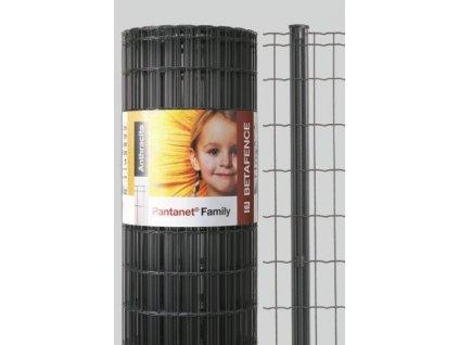 ZVÁRANÉ PLETIVO PANTANET® FAMILY - ANTRACITOVÉ, 1.02 x 25 m / 100 x 50 / 2.5 mm