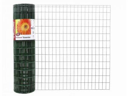 ZVÁRANÉ PLETIVO PANTANET® ESSENTIAL - ZELENÉ, 0.61 x 25 m / 100 x 50 / 2.2 mm