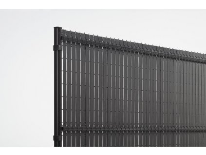 "PLASTOVÁ VÝPLŇ PRE PANELY NYLOFOR® 193 cm ""NYLOFOR SCREENO® LINE"" - ANTRACITOVÁ"