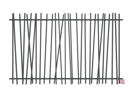 PANEL CREAZEN® - ANTRACITOVÝ, 1200 x 2400 mm