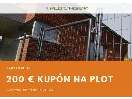 200eur plotshop sk