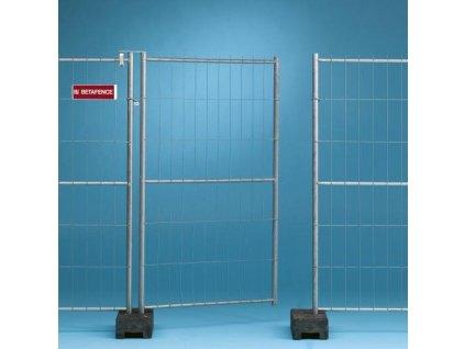 BRÁNA PRE MOBILNÉ OPLOTENIE TEMPOFOR® - TYP F3, 1.2 x 2 m