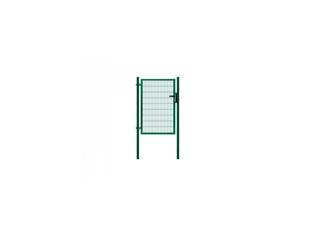 Branka 2D zelená - 1400x1000mm