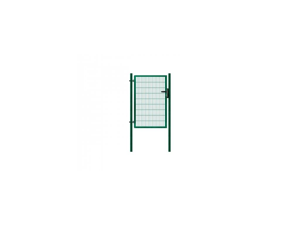 Branka 2D zelená - 2000x1000mm