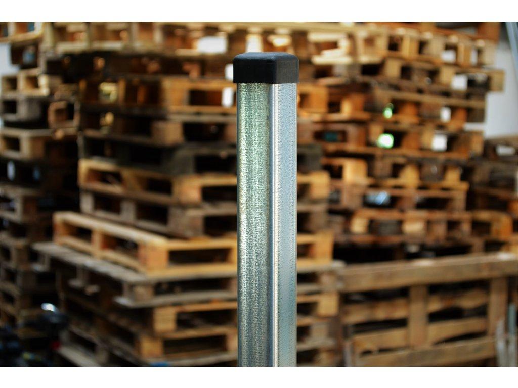 Sloupek pozinkovaný 60x40/1,5mm/2000mm