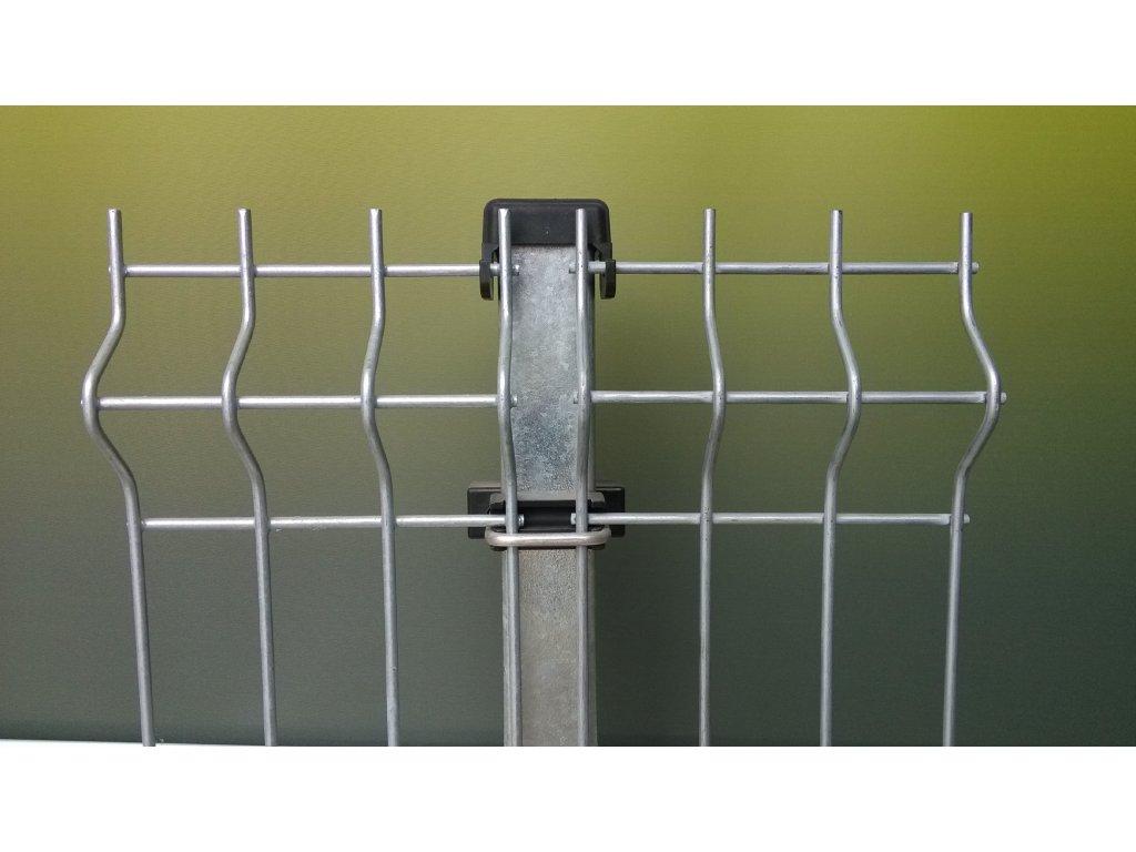 Plotový dílec Zn.-3D/2230x2506mm