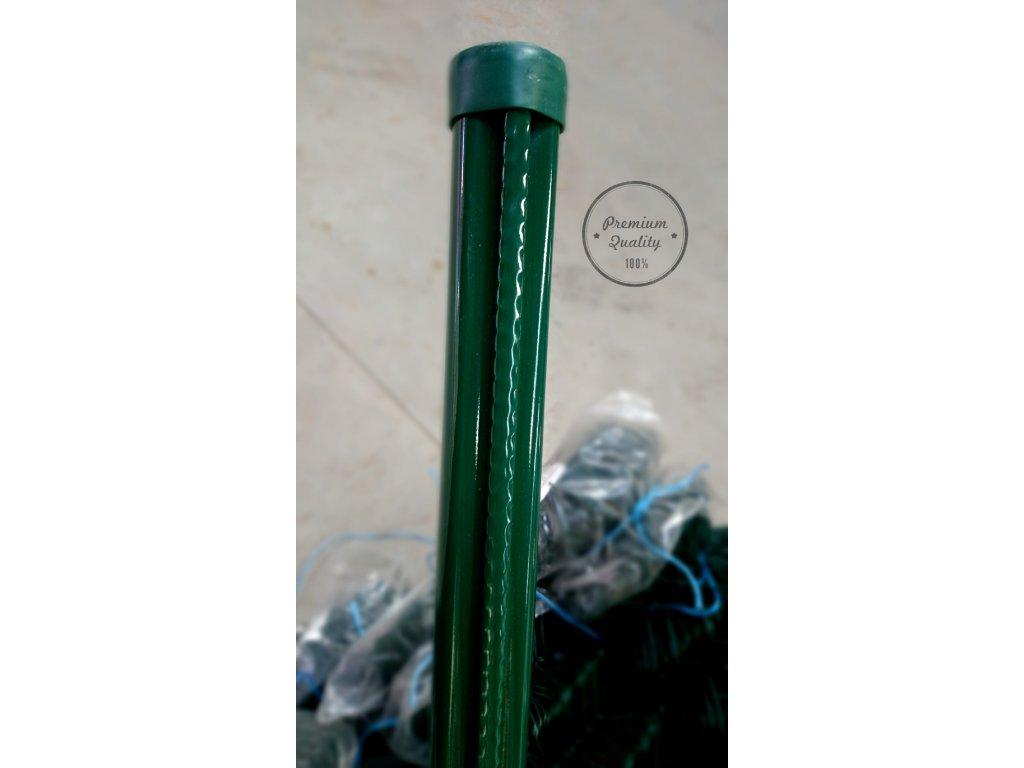 Sloupek poplastovaný Pilclip 48/2000mm