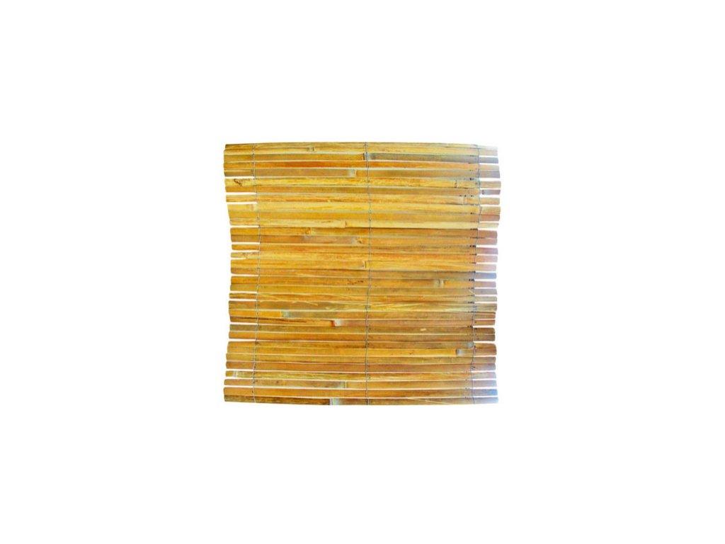 Štípaný bambus 2x5m