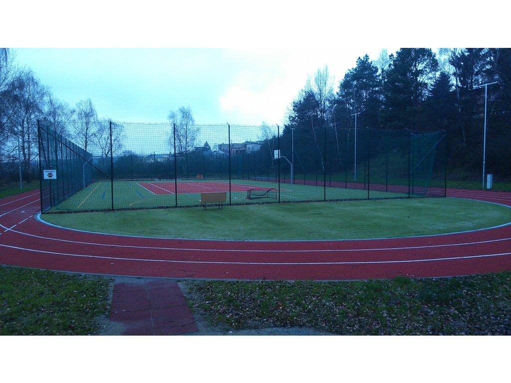 Sloupek tenisový 60/2/5200mm
