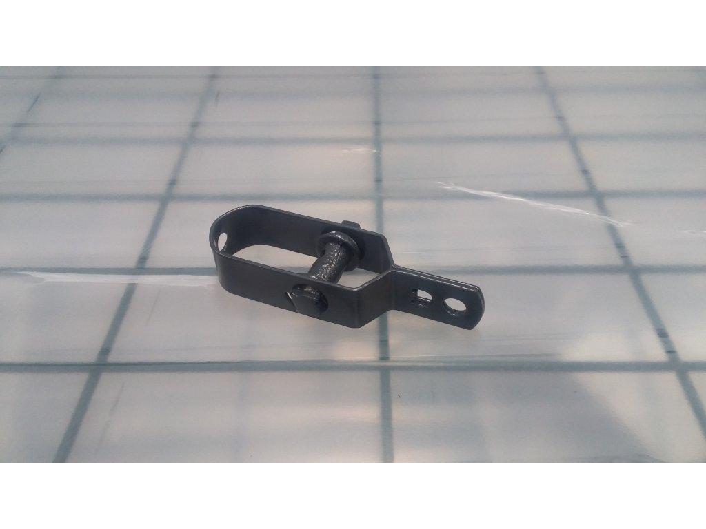 Napínací strojek plotový PVC - ANTRACIT