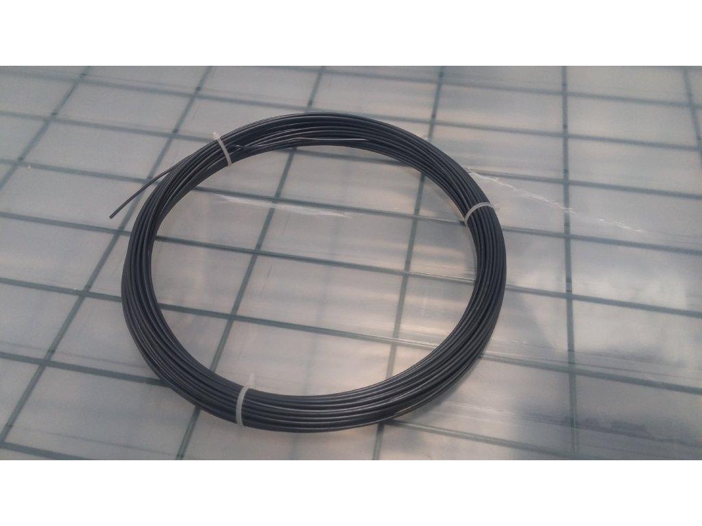 Vázací drát PVC - ANTRACIT 50bm