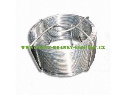 Vázací drát plotový pozink 1.4mm/50m