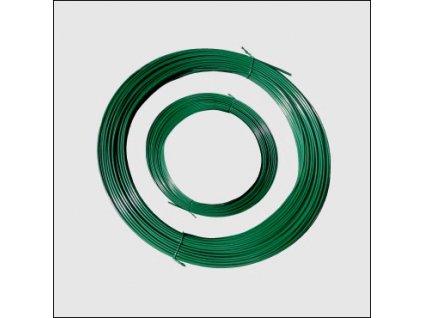 Napínací drát PVC 3.4mm/52m