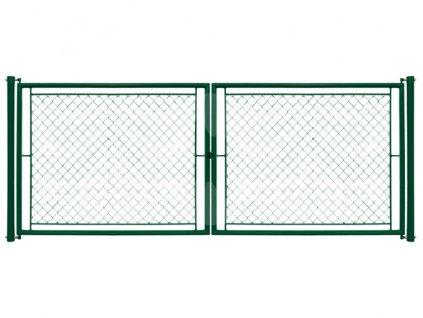 Plotová brána s okem - 950x3600mm