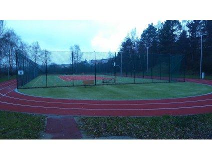 Vzpěra tenisová 48/1,5/4750mm