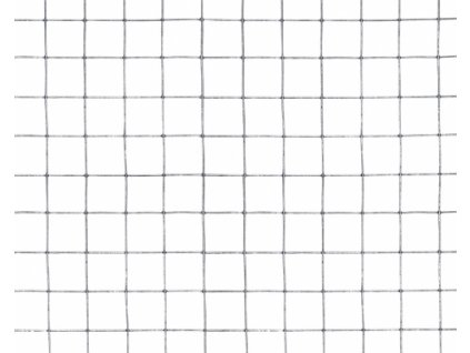 Chovatelská svařovaná síť 16x16/1,2mm