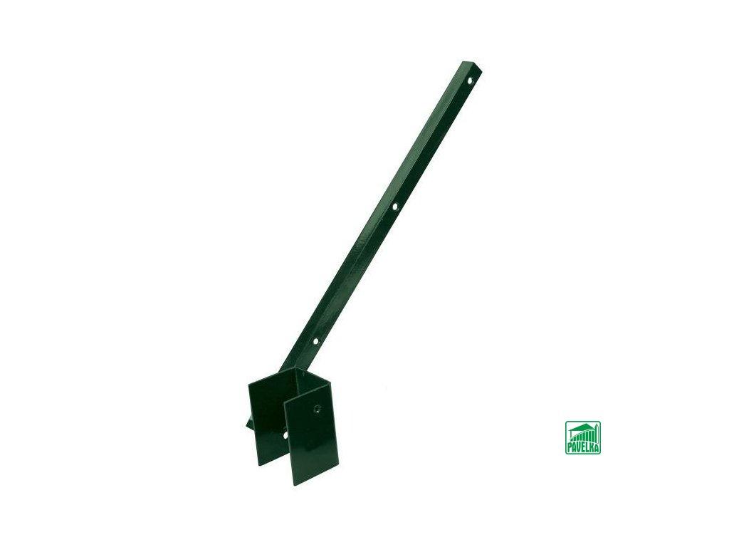 bavolet 60x40 jednostranny zn+pvc