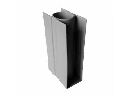 plast drzak podhrabove desky sloupek 48