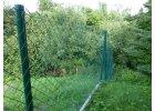 Zahradní pletivo na oplocení