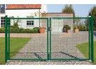 Dvoukřídlé plotové brány FORTINET