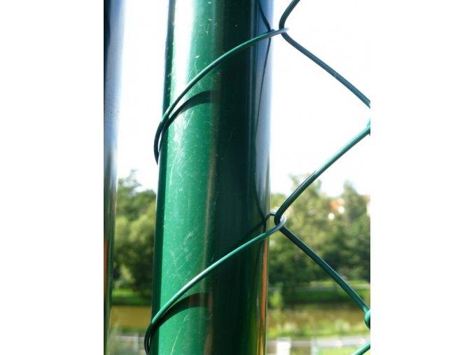 Vázací drát zelený délka 50 m pr. 1,4/2,0 mm