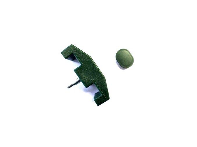 úchyt nylofor zeleny