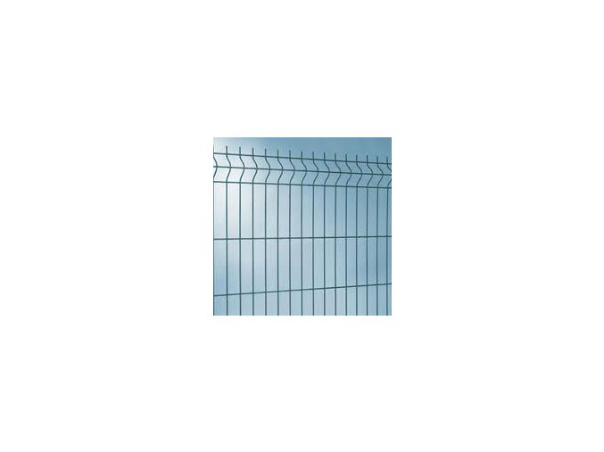 Plotový panel Nylofor 3D Light, výška 123 cm