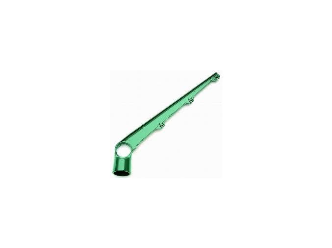 Bavolet jednostranný AL + PVC 60x40