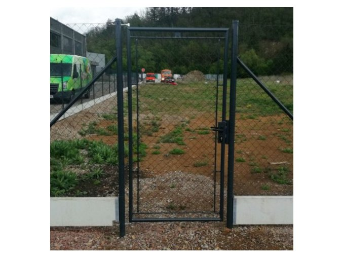 Zahradní brána Garden, šířka 1000 mm, výška 1550 mm
