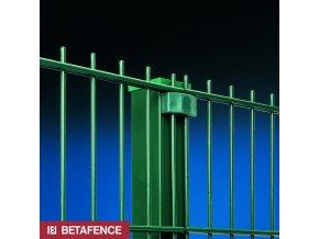 Čtyřhranné sloupky pro ploty Nylofor výška 320 cm