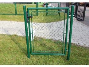 Zahradní brána Garden, šířka 1000 mm, výška 2000 mm