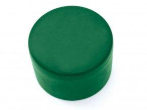 Čepička pro sloupek PVC pr. 60 - zelená/černá