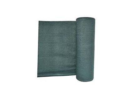 Stínící plotová clona až 90% stínění) tmavě zelená