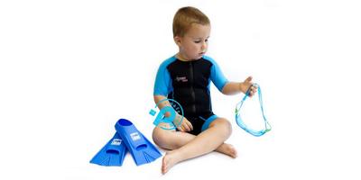 Plávanie detí - najčastejšie otázky rodičov